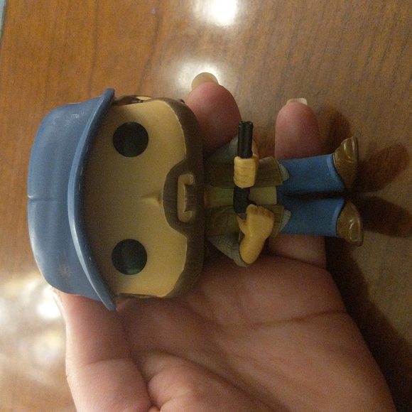 Bobby from Supernatural Funko Pop Figure